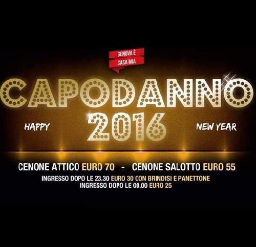 Capodanno Discoteca Casa Mia Club Genova Foto