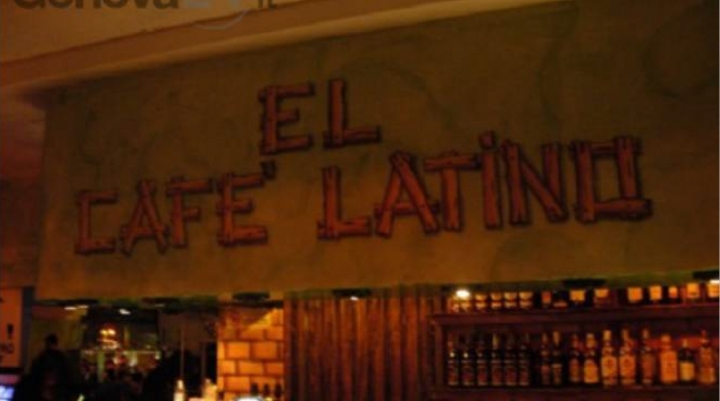 Capodanno Discoteca El Cafe Latino Genova